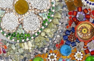 micro mosaic section